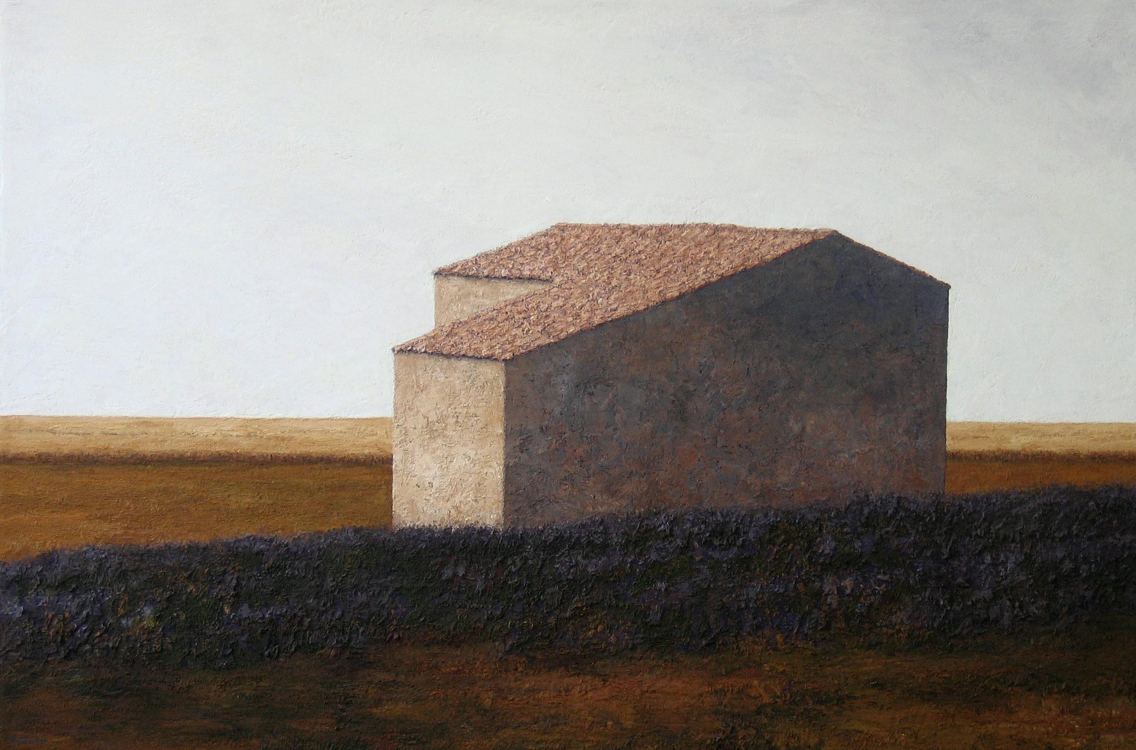 LAVANDES, 2005, 54x81