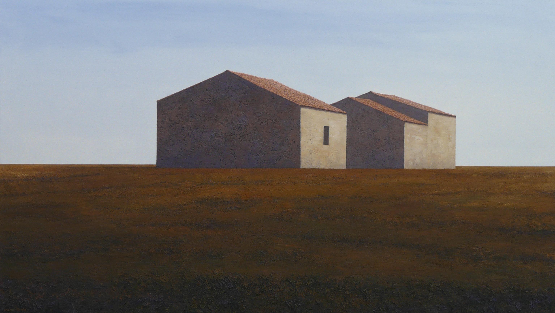 PROVENCE, BASTIDES, 2014, 80x140