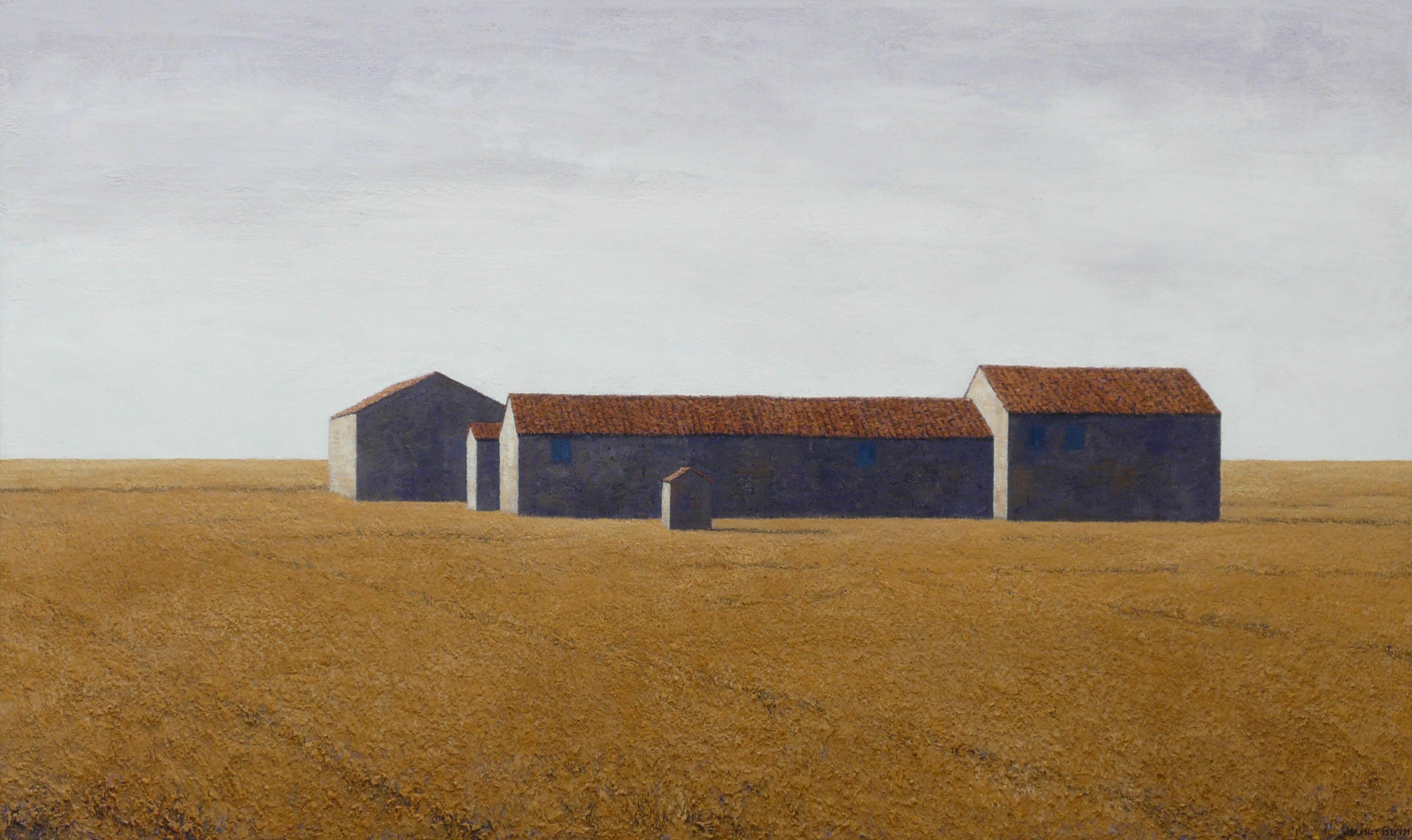 Pont-St-Esprit, 2009, 60x100