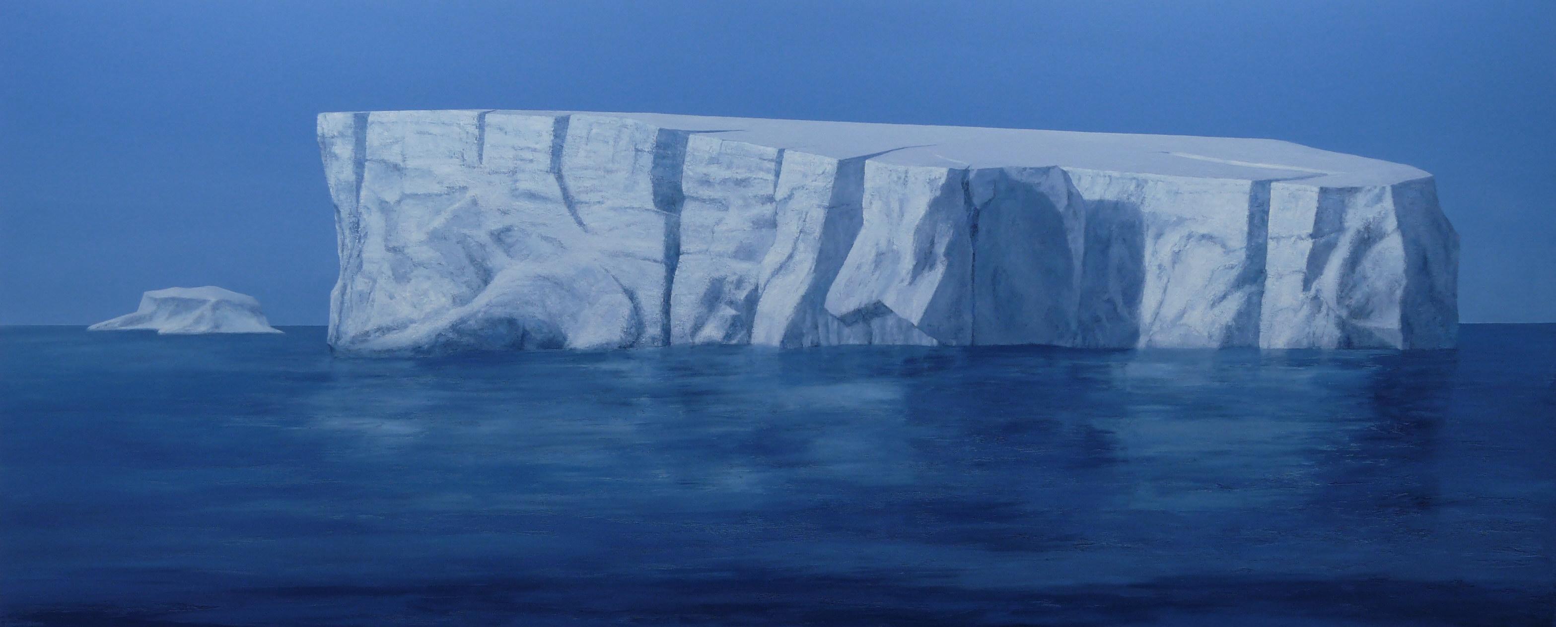 ICEBERG, 2015, 90x220
