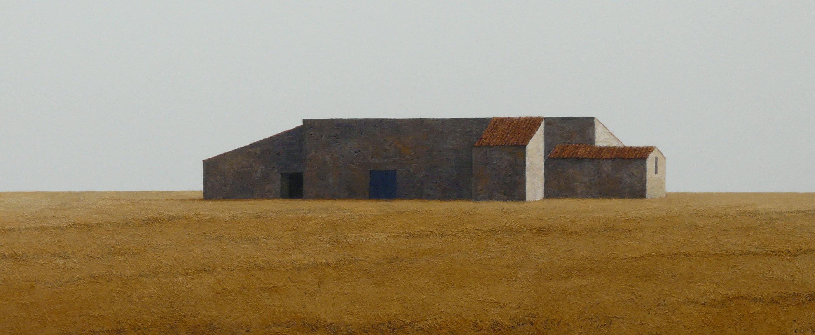 BASTIDE, SAULT, 2009, 29x70