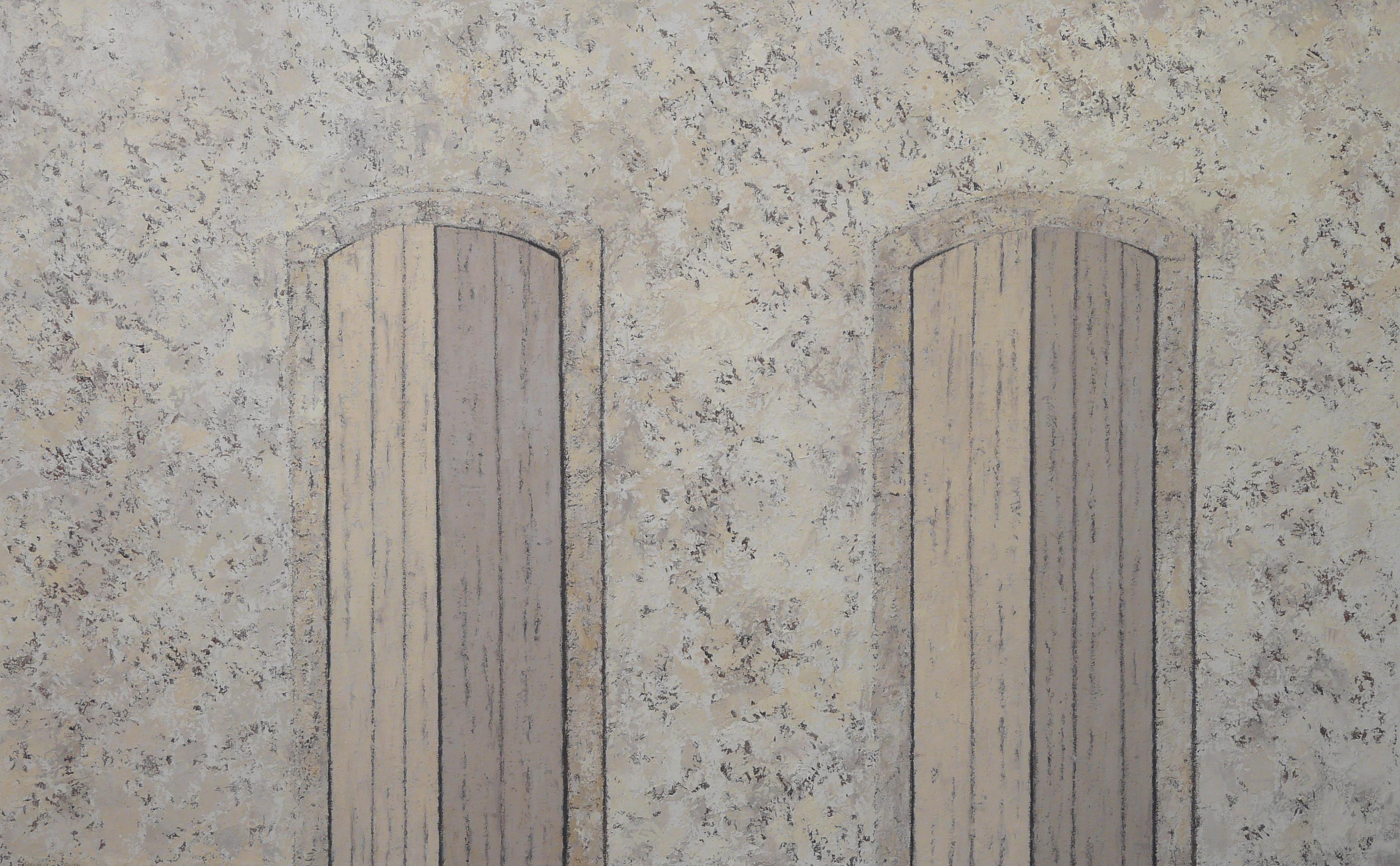 PORTES,PROVENCE, 2001, 100x160